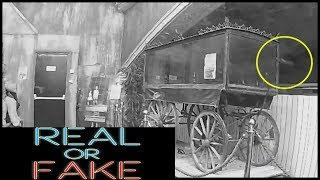 The Ghost Hand: Real or Fake Episode 62