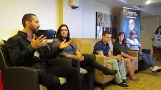 Supernatural Super Panel Press Conference SDCC 2016