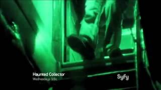 Haunted Collector - Haunted Rectory - Sneak Peek