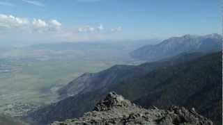 "Sierra Canyon & Genoa Peak - Part 16 ""Ever Have A Tour At 9k?"""