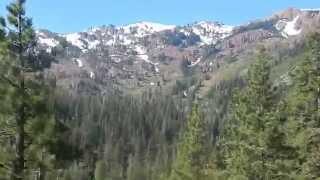 "Five Lakes Granite Chief Wilderness - Part 2 ""Notable Remote Landmarks"""