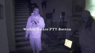Ghost on the Walkie Talkie (Prospect Mansion)