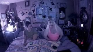 Paranormal Pillow Talk/Portal Experiments, SLS, EVP, Spirit Box, Ouija