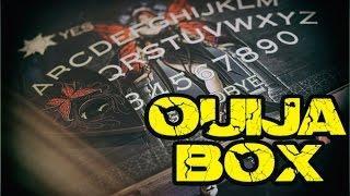 The Ouija Box! Ouija Board and Spirit Box combined!