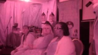 Mike Boyd Spiritual Medium Live at Ashville Football Club Part 2