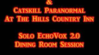 Hill Resort EchoVox 2.0 Haunted Dining room