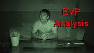 Amazing EVP's - EVP Session Analysis - Real Paranormal Activity Part 30.1