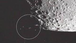 Massive UFO Fleet is hiding behind the Moon claims Government whistleblower