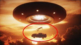 Top 5 Alien Encounters!! Real UFO Footage | Alien Sightings Caught On Camera
