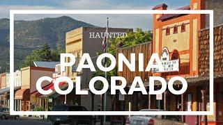 Haunted Town: Paonia Colorado, My story