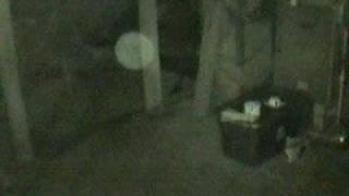 Large Orb that was on caught on video at dddavids Ghost Cams. Paranormal Vlog.