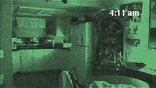 Ghost Footage of Ghosts Scaring Kittens Paranormal Activity Caught On Camera