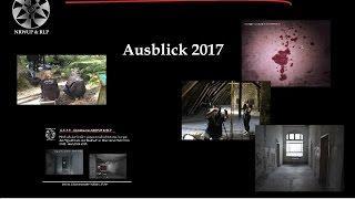 Geisterjäger in Deutschland - Ausblick 2017