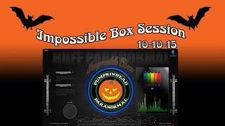 IB-1 Impossible Box Ghost Box Session #3 10-10-15