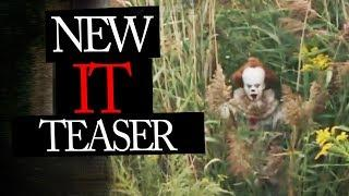 NEW IT TV Spot Trailer #4 with Pennywise - Protected & Cared For