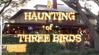"G.H.O.S.T. Ghost Hunters Of South Tampa ""A Haunting of Three Birds"" Part 1"