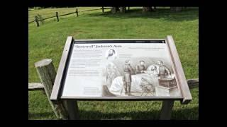 Burial Place of Stonewall Jackson's Arm - EVP Session