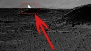 Mysterious White Light On Mars Seen In Images Taken By NASA's Curiosity Rover
