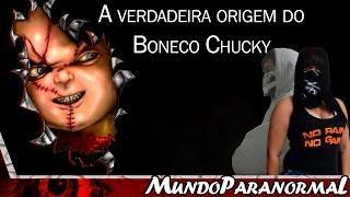 A verdadeira origem de Chucky o boneco assassino