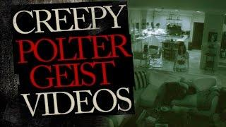 Scary YouTube Videos of Unexplained Poltergeist