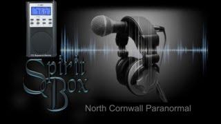 Spirit Box Session 7 - Paranormal Contact - P-SB7