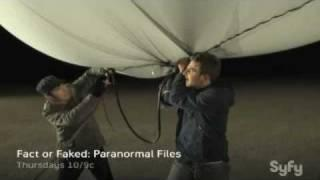 "Fact or Faked: Paranormal Files -- ""Predator/Red Sky at Night"" Sneak Peek Clip"