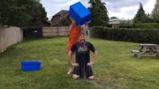 UK-Haunted ALS Ice Bucket Challenge! #DontBeScared