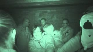 Upnor Castle ghost hunt - 31st October 2015 - Séance (Group A)