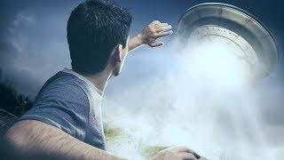 Huge Alien Spacecraft Sighted | Giant Ufo Caught On Camera | Alien Fireball Seen Falling From Sky