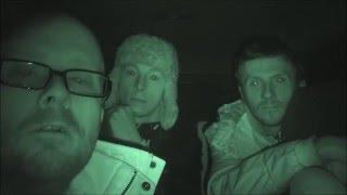 Paranormal-X : Ghosts of Hoober Stand, SPIRIT BOX session with skeptic Lee Steer