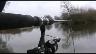 Steve's Fishing Channel Mitcham Common 16-03-17