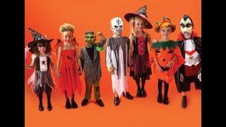 Halloween 2017 Party Music (Trick or Treat Kids Halloween Soundtrack