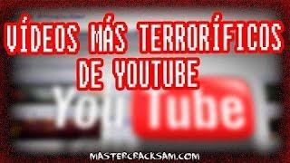 TOP #5 / Los vídeos mas perturbadores de YOUTUBE