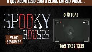 """Assunto Spooky Semanal - Clone em seu vídeo """"O Ritual dos 3 Reis"""""""