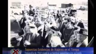 Extranormal - Viajeros del tiempo