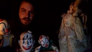 HAUNTED CLOWN GHOST BOX SESSION WITH ALEX FROM SPECTRAL WOLFPACK SQUAD ZOZO DEMON
