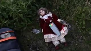 Real HAUNTED Ruins | PARANORMAL Activity Caught On Camera | POSSESSED Doll | Scary GHOST Hunt