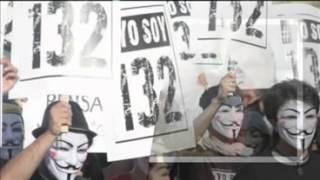 Anonymous  A un año del #YoSoy132