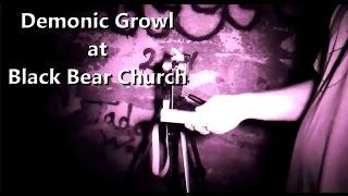 Black Bear Church the Lost Footage