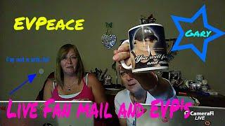 """VERY TOUCHING GIFT """"BROUGHT ME TO TEARS"""" IN LIVE STREAM."""