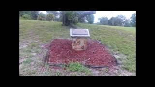 INDIAN BURIAL MOUND, THEY SPEAK TO US THROUGH SPIRIT BOX