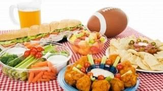 The Best Football Food? - You Tell Me