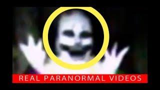 Man Films Real Demonic Devil Creature (SCARY)