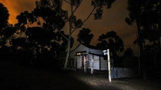 Great Spirit Box Session in Haunted School at Old Tailem Town