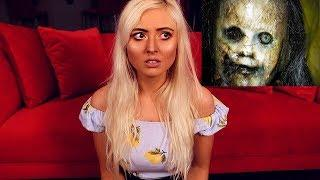 Possessed Haunted Doll with a Scary Jealous Rage..