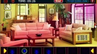 Beauty Shiny House Escape Walkthrough