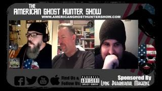 The American Ghost Hunter Show  With Barry John