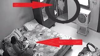OMG These CCTV Video is Too Scary   Scary Videos   Real Ghost Videos   Ghost CCTV Video 2017