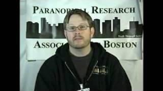 Nate Goldstein, Public Info Officer, PRAB