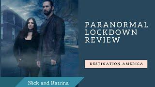 Paranormal Lockdown: Review
